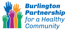 Burlington Partnership for a Healthy Community logo