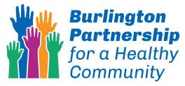 Burlington Partnership for a Healthy Community logo
